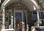 Hôtel Battle Creek - Aberdeen Stone Cottage B&B-3