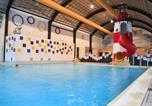 Camping avec Parc aquatique / toboggans Pays-Bas - Kawan Village - Recreatiecentrum Koningshof-1