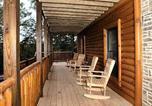 Location vacances Gatlinburg - Angels Rest by Gatlinburg Cabins Online-4