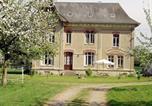 Hôtel Corneville-sur-Risle - La Prairie-1