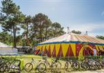 Camping avec Accès direct plage Saint-Just-Luzac - Camping Palmyre Loisirs-2