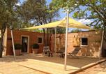 Camping Richerenches - Lodges en Provence-1