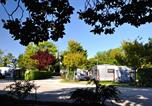 Camping avec Site nature Villars - Camping du Brégoux-3
