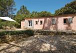 Location vacances Besse-sur-Issole - Studio Holiday Home in Pignans-3