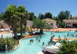 Camping avec Quartiers VIP / Premium Saintes-Maries-de-la-Mer - Yelloh! Village - Les Petits Camarguais-1