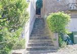 Location vacances La Chapelle-Huon - Vue Chateau Village classé-3