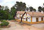 Location vacances Arroyo del Ojanco - Hospederia de Montaña Morciguillinas-2
