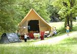 Camping avec Piscine Luc-en-Diois - Camping La Ferme de Clareau-4