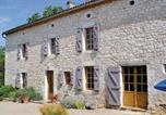 Location vacances Donnazac - Studio Holiday Home in St Julien L Montagnier-3
