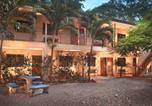 Hôtel Uvita - Tropical Sands Dominical Eco Inn
