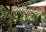 Hôtel Champagnac-de-Belair - Hotel Restaurant les Jardins de Brantôme-4