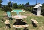 Location vacances Ramallo - Casa Playa Mansa - Arroyo Seco-4