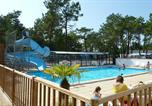 Camping avec WIFI Sallertaine - Camping Les Samaras-1