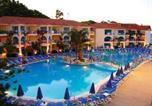 Villages vacances Kastro-Kyllini - Tsilivi Beach Hotel-3