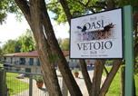 Hôtel Aquila - B&B Oasi Vetoio-1