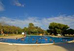Camping avec Piscine couverte / chauffée Espagne - Camping Palmeras-2