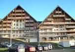 Camping La chaîne des Puys  - Residence Les Matins du Sancy