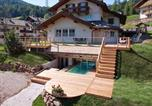 Hôtel Soraga - Arnica Mountain Hotel-1
