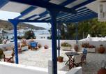 Location vacances Amorgos - Angeliki Pension-2