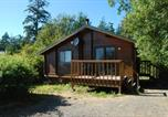 Villages vacances Victoria - La Conner Camping Resort Cabin 10-1