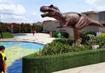 Location vacances Johor Bahru - Homestay in Johor (Ksl Secret Garden)-3