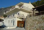 Location vacances Kalamata - Amazing studio-apartment in spectacular villa with stunning sea views-4