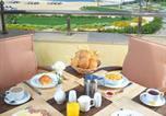 Hôtel قسم سيدى جابر - Mediterranean Azur Hotel-3