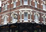 Hôtel Ealing - The Kings Arms-4