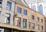 Hôtel Kapellen - B&B Kamers aan de kathedraal 10-3