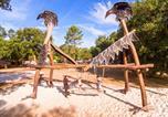 Camping avec Parc aquatique / toboggans Labenne - Capfun - Clown Océan-4