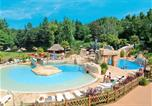 Camping avec Ambiance club Cherrueix - Camping Domaine des Ormes-1