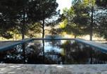 Location vacances Benamaurel - Casas Rurales Ferrotur-1