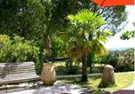 Location vacances Joyeuse - Chambres d'Hôtes et Gîtes Le Mas Bleu & Spa Resort-4