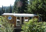 Camping avec Piscine couverte / chauffée Auvergne - Camping Sites et Paysages De Vaubarlet-4