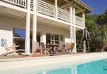 Location vacances Linxe - Holiday home Moliets 21 with Outdoor Swimmingpool-2