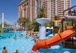 Hôtel Villajoyosa - Magic Tropical Splash-1