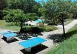 Camping avec Piscine Lugagnac - Camping La Truffiere à Saint Cirq Lapopie-4