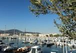 Location vacances Sainte-Maxime - Apartment Santa cruz-4