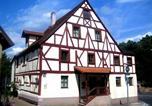 Hôtel Röthenbach an der Pegnitz - Zur Friedenslinde-4