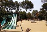 Camping avec Parc aquatique / toboggans Grimaud - Camping de La Pascalinette-2
