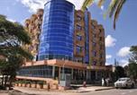 Hôtel Aksum - Yared Zema International Hotel-1