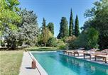Location vacances Eygalières - Villa Charme et authenticite dans les Alpilles
