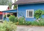 Location vacances Skövde - Holiday home Halvfara Lilla Moholm Mariestad-3