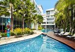 Hôtel Na Kluea - Baraquda Pattaya - MGallery by Sofitel-1