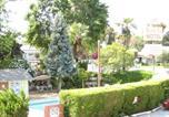 Hôtel Atascadero - Rancho Tee Motel-3