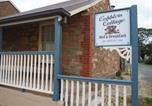 Hôtel Victor Harbor - Cobblers Cottage B&B-4
