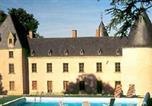 Hôtel Nohant-en-Graçay - Chateau Beuvrière-4