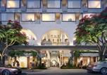 Hôtel Spring Hill - The Calile Hotel-4