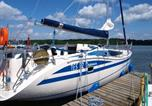 Location vacances  Pologne - Jacht Tes 32 Dreamer-2