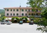 Hôtel Porretta Terme - Albergo Ristorante Sterlina-1